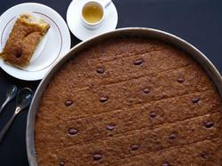composition dessert