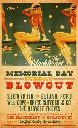 blackheart memorial day 12