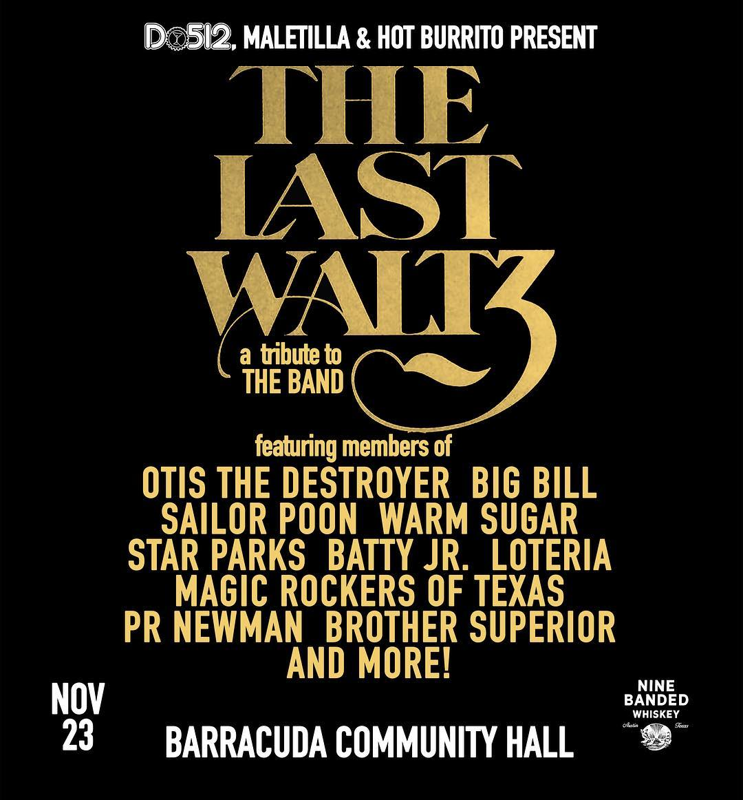 last waltz 2018, barracuda