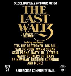 last waltz 2018, barracuda