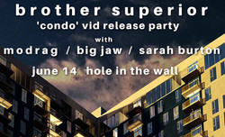 condo video release party poster6