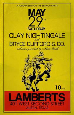 clay nightingale