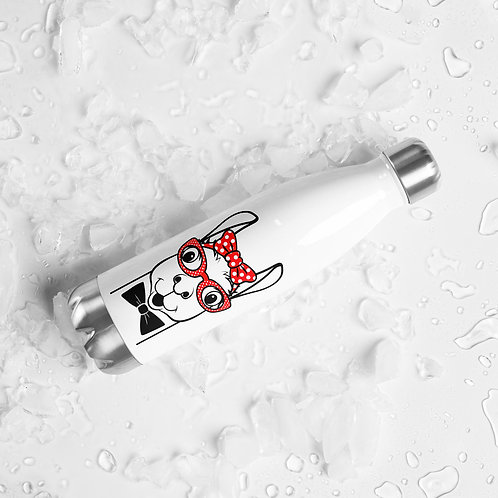 Llama Stainless Steel Water Bottle