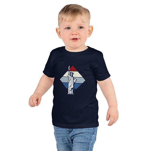 Liberty Short sleeve kids t-shirt