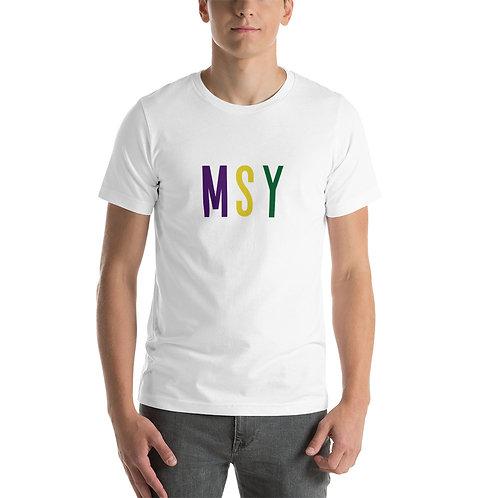 Carnival MSY Short-Sleeve Unisex T-Shirt