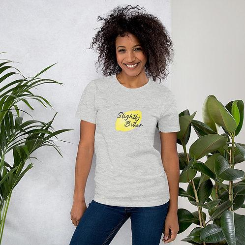 Slightly Bitter Short-Sleeve Unisex T-Shirt