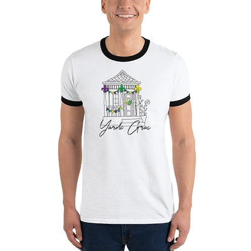 Yardi Gras 21 Ringer T-Shirt
