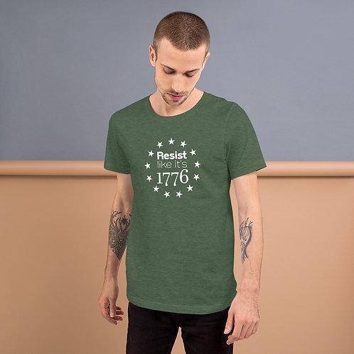 Resist Short-Sleeve Unisex T-Shirt
