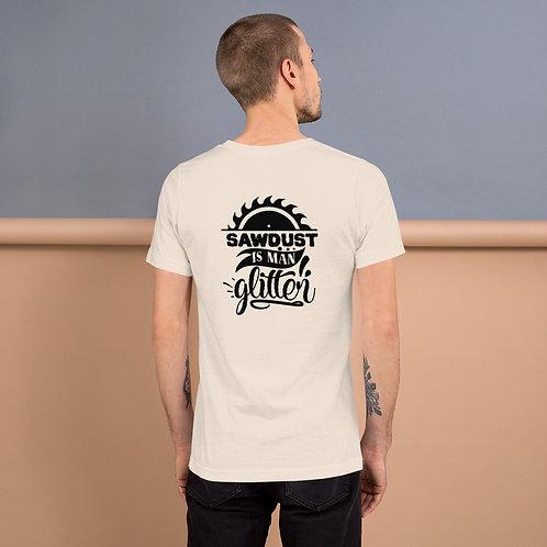 Sawdust Short-Sleeve Unisex T-Shirt