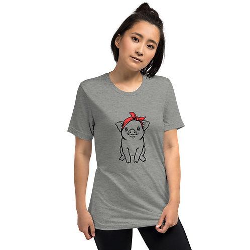 Piggy Short sleeve t-shirt