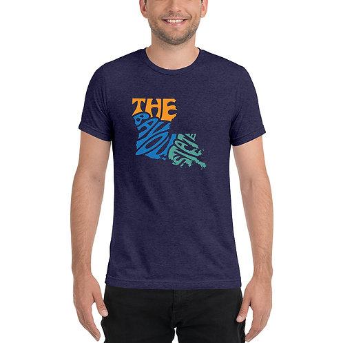 The Bayou State Short sleeve t-shirt