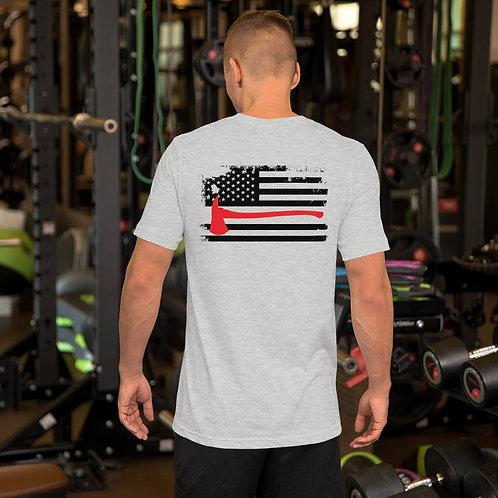Short-Sleeve Firefighter Unisex T-Shirt
