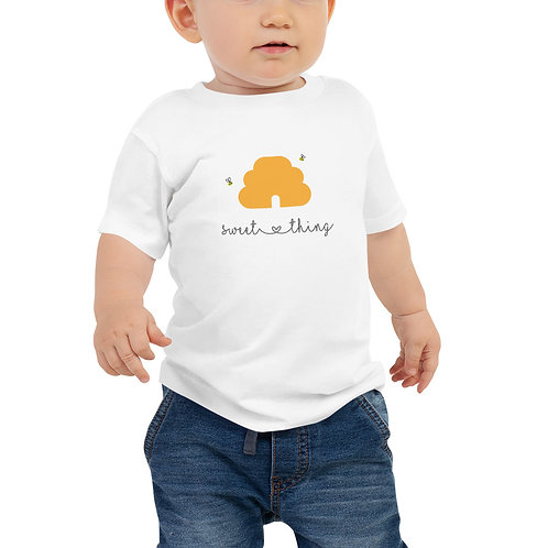Sweet Thing Baby Jersey Short Sleeve Tee