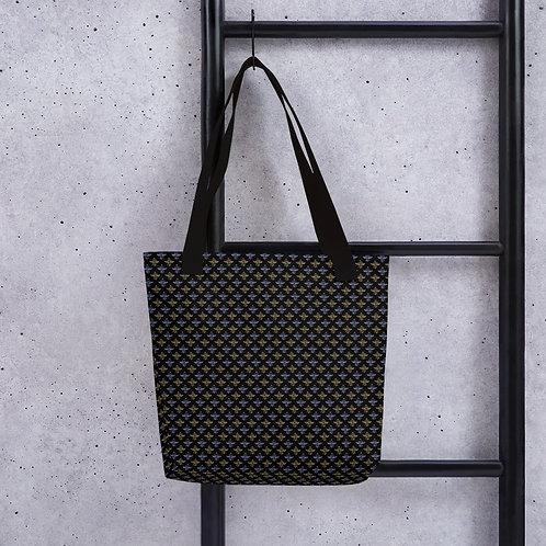 Serenity Black Bee Tote bag