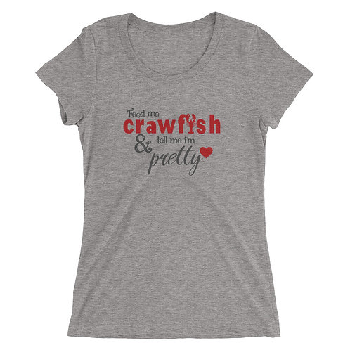 Crawfish Ladies' short sleeve t-shirt
