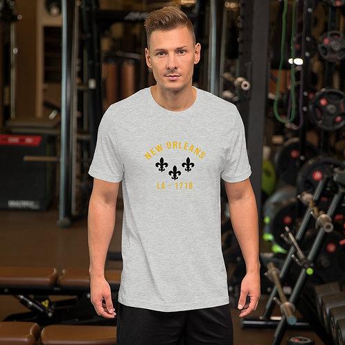 New Orleans Short-Sleeve Unisex T-Shirt