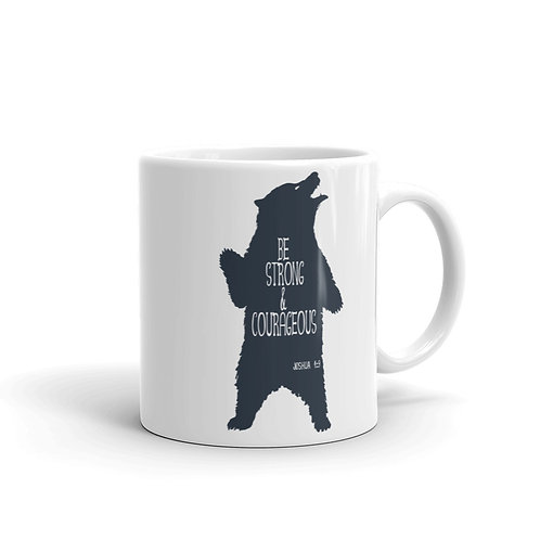 Be Courageous Mug