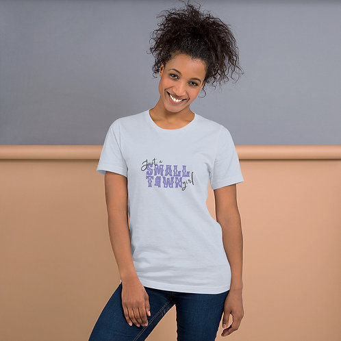 Just a Small Town Girl MISSISSIPPI Short-Sleeve Unisex T-Shirt