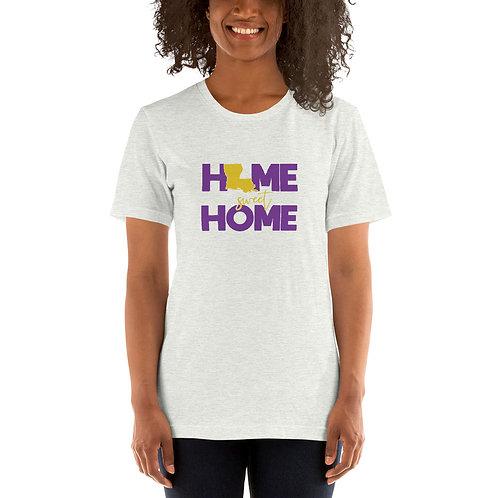 Home Sweet Home LA Short-Sleeve Unisex T-Shirt