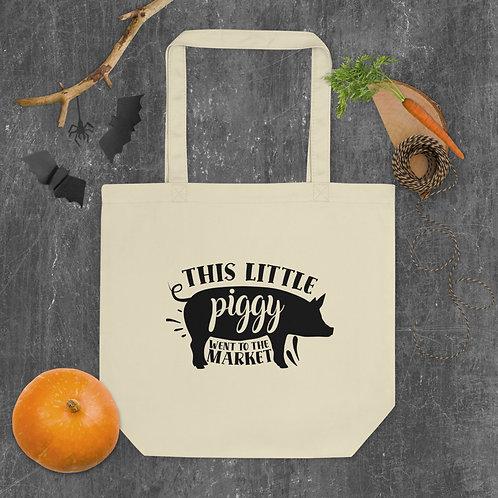 Pig Eco Tote Bag