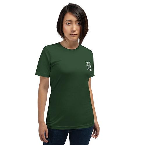 MC Volleyball Short-Sleeve Unisex T-Shirt