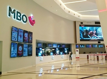 MBO Cinema @ Starling Shopping Mall