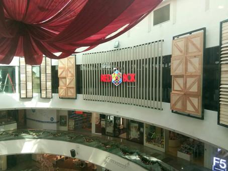Red Box Karaoke @ Subang Empire Shopping Mall