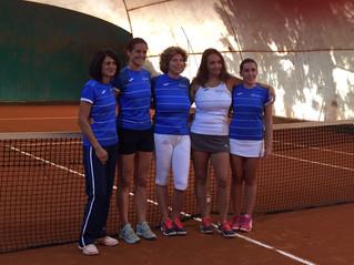 Patavium in finale nel campionato femminile di serie D3. Domenica la sfida decisiva al Tennis 2000.