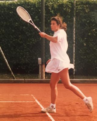 Passione tennis: la nostra Sabrina Marcolongo