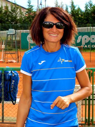 Passione tennis: la nostra Mariana Coltoiu