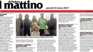 """Il Rodeo Patavium su """"il Mattino di Padova"""""""