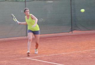 Passione tennis: la nostra Silvia Crivellari
