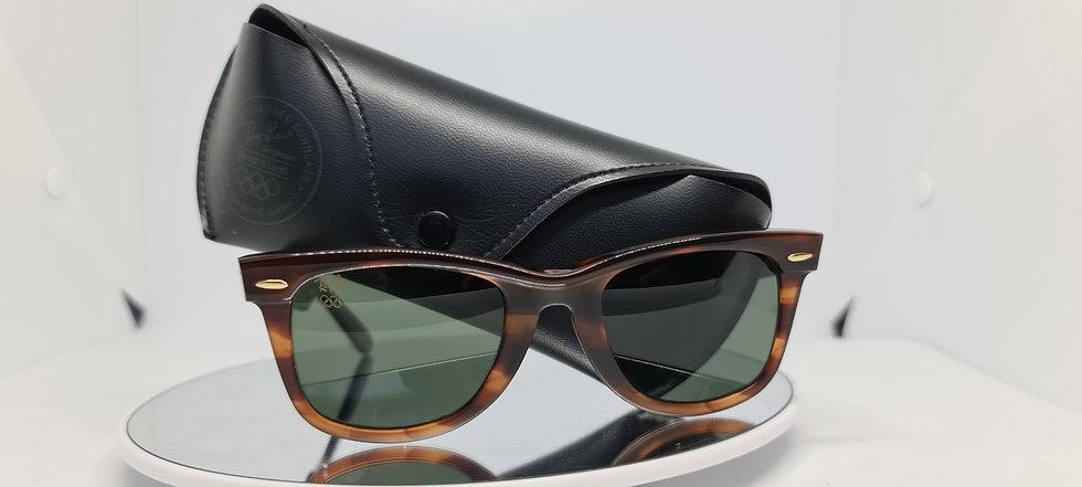 Vintage B&L Ray-Ban Wayfarer Atlanta Olympic Sunglasses
