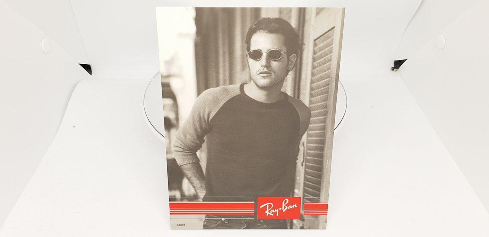 Rare** Vintage B&L Ray-Ban Counter Card S4824