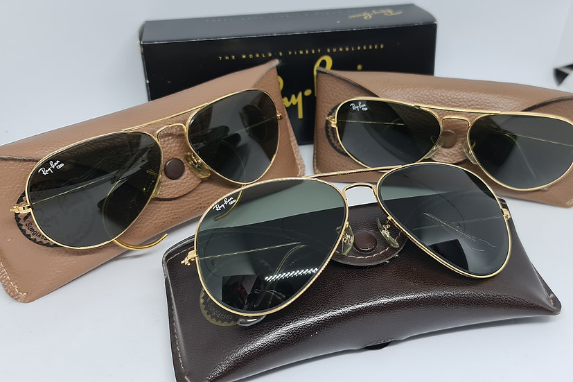 Vintage B&L Ray-Ban Glass Polarised Collection Sunglass