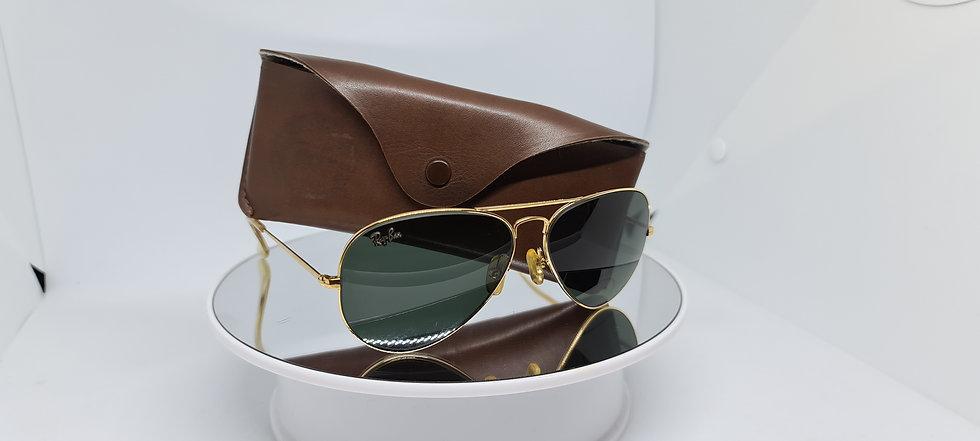 Vintage B&L Ray-Ban Masterpiece 58mm Sunglasses