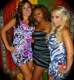 Reggae night @ The Aruba Hotel