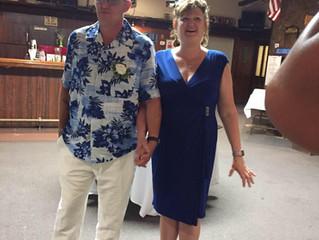 Robert and Karen