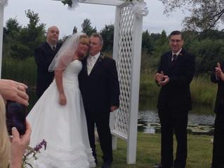 Mr and Mrs Thomas Mondrala