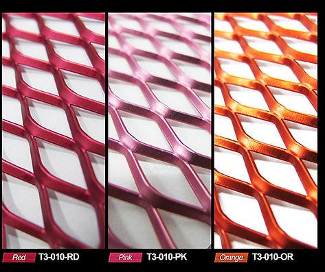 Mesh Color Selection_Diamond_high qualit