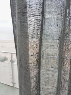 linnen gordijnen