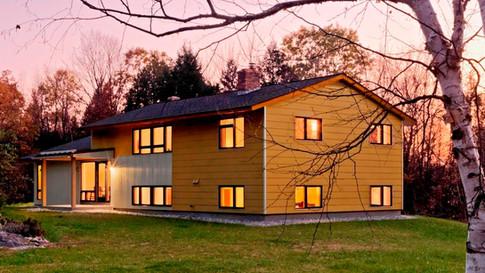 residence hinesburg, vt