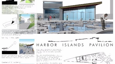 harbor islands pavilion