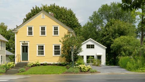 micro office village           shelburne, vt