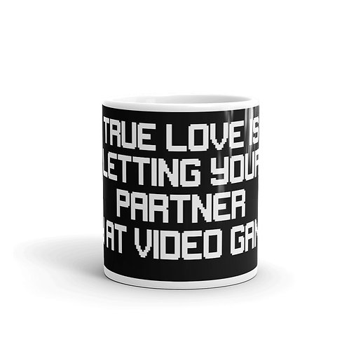 Letting Your Partner Win at Video Games Mug