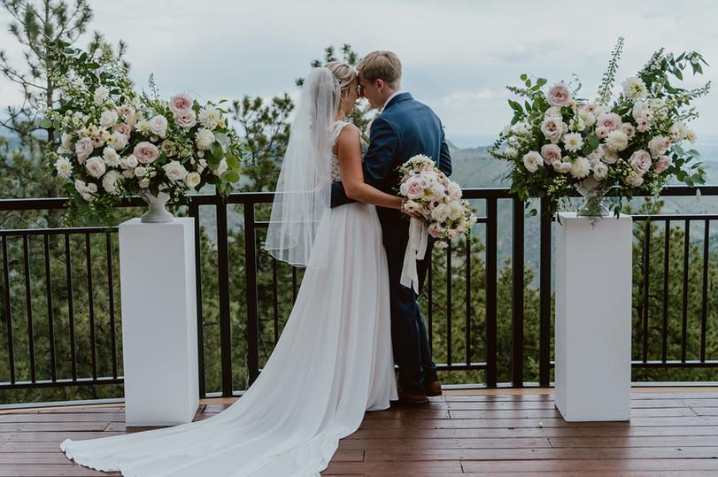Mount Vernon Canyon Club Wedding