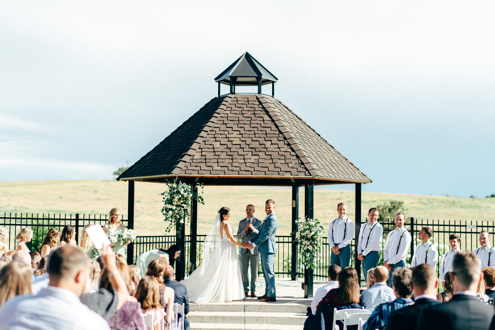 Highlands Ranch Mansion Wedding
