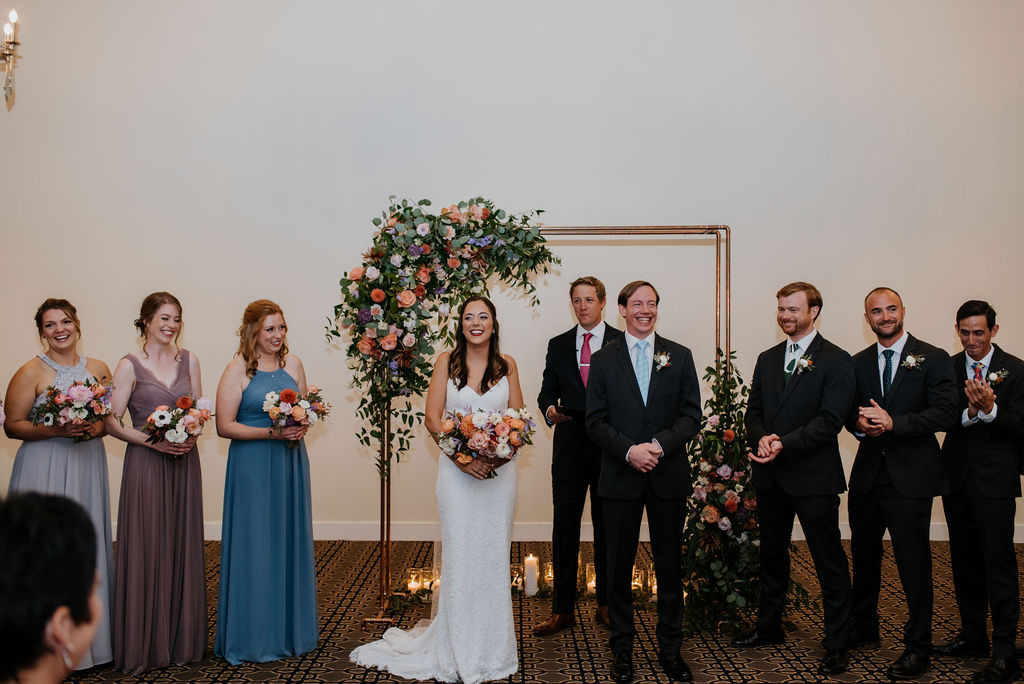 The Oxford Hotel Wedding