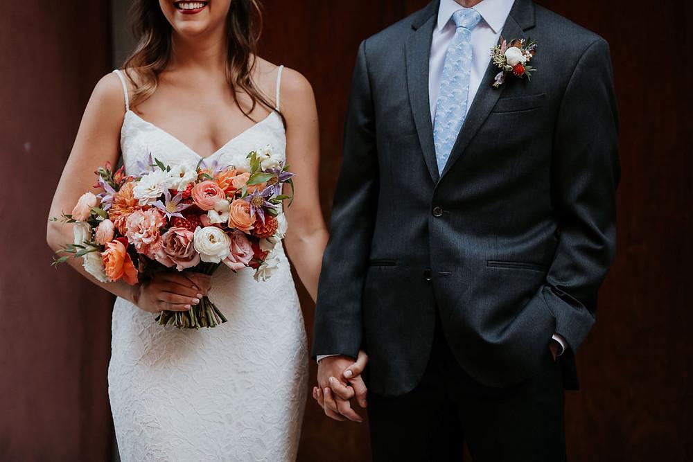 denver florist bridal bouquet