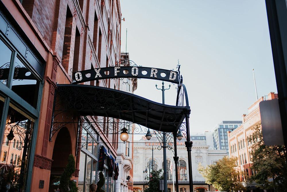 Oxford hotel denver colorado